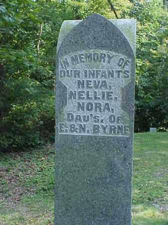 BYRNE, NEVA - Meigs County, Ohio | NEVA BYRNE - Ohio Gravestone Photos