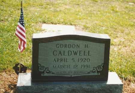CALDWELL, GORDON - Meigs County, Ohio   GORDON CALDWELL - Ohio Gravestone Photos