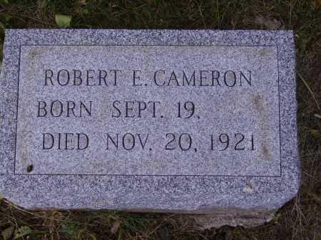 CAMERON, ROBERT E. - Meigs County, Ohio | ROBERT E. CAMERON - Ohio Gravestone Photos