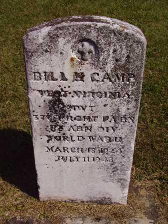 CAMP, BILL H. - Meigs County, Ohio | BILL H. CAMP - Ohio Gravestone Photos