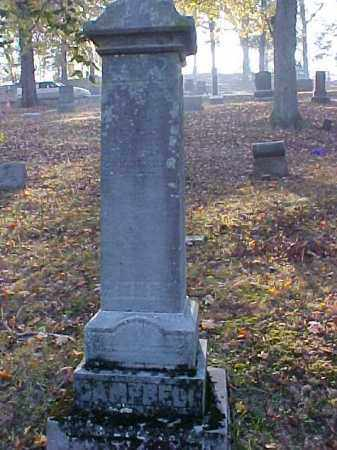 CAMPBELL, MONUMENT - Meigs County, Ohio   MONUMENT CAMPBELL - Ohio Gravestone Photos
