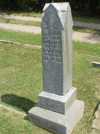 CAPEHART, WILLIAM W. - Meigs County, Ohio   WILLIAM W. CAPEHART - Ohio Gravestone Photos