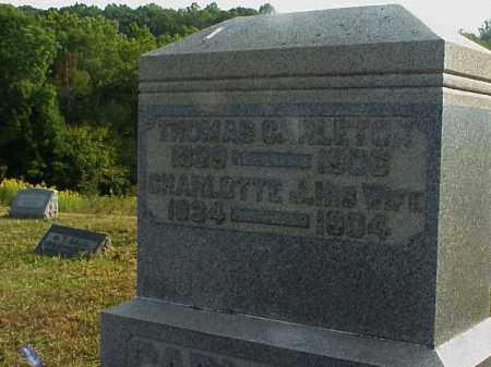 CARLETON, THOMAS C. - Meigs County, Ohio | THOMAS C. CARLETON - Ohio Gravestone Photos