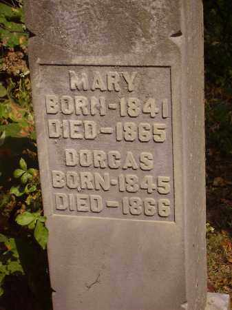 CARMICHAEL, MARY - CLOSEVIEW - Meigs County, Ohio | MARY - CLOSEVIEW CARMICHAEL - Ohio Gravestone Photos