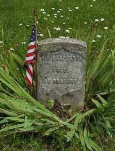 CARPENTER, J.C. [JOSEPHUS C.] - Meigs County, Ohio | J.C. [JOSEPHUS C.] CARPENTER - Ohio Gravestone Photos