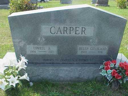 CARPER, HELEN - Meigs County, Ohio | HELEN CARPER - Ohio Gravestone Photos