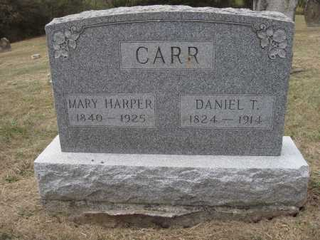 CARR, MARY - Meigs County, Ohio | MARY CARR - Ohio Gravestone Photos