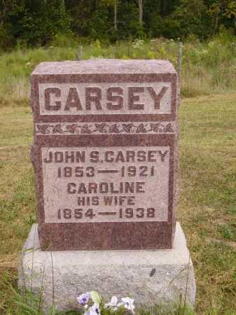 CARSEY, CAROLINE - Meigs County, Ohio | CAROLINE CARSEY - Ohio Gravestone Photos