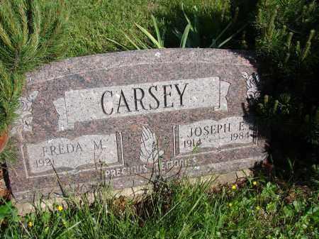 "CARSEY, JOSEPH E ""JOE"" - Meigs County, Ohio   JOSEPH E ""JOE"" CARSEY - Ohio Gravestone Photos"