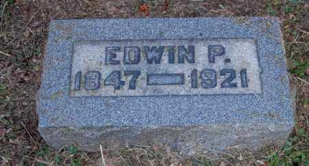 CARTWRIGHT, EDWIN P. - Meigs County, Ohio | EDWIN P. CARTWRIGHT - Ohio Gravestone Photos