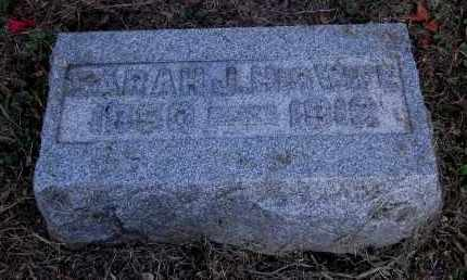 CHRISTY CARTWRIGHT, SARAH J. - Meigs County, Ohio | SARAH J. CHRISTY CARTWRIGHT - Ohio Gravestone Photos