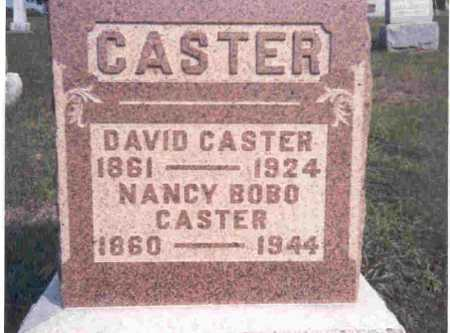 CASTER, NANCY - Meigs County, Ohio | NANCY CASTER - Ohio Gravestone Photos