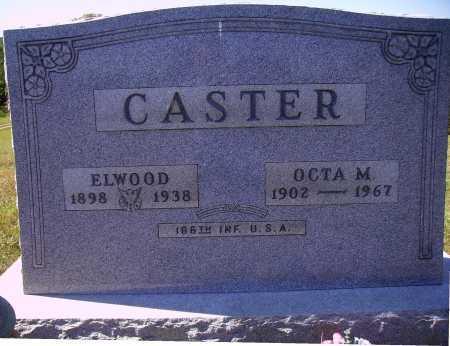 WILSON CASTER, OCTA - Meigs County, Ohio | OCTA WILSON CASTER - Ohio Gravestone Photos
