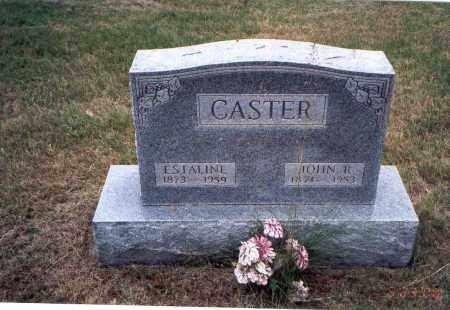CASTER, ESTALINE - Meigs County, Ohio | ESTALINE CASTER - Ohio Gravestone Photos