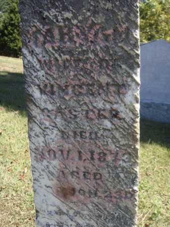 CASTER, MRYAM [MIRIAM] - CLOSE VIEW - Meigs County, Ohio | MRYAM [MIRIAM] - CLOSE VIEW CASTER - Ohio Gravestone Photos