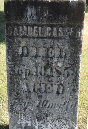 CASTER, SAMUEL - Meigs County, Ohio | SAMUEL CASTER - Ohio Gravestone Photos