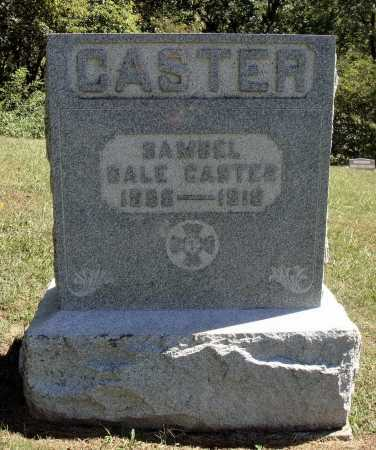 CASTER, SAMUEL DALE - Meigs County, Ohio | SAMUEL DALE CASTER - Ohio Gravestone Photos