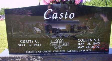 BELL CASTO, COLEEN S.J. - Meigs County, Ohio | COLEEN S.J. BELL CASTO - Ohio Gravestone Photos
