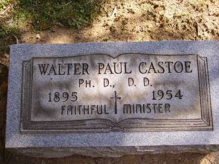CASTOE, WALTER PAUL - Meigs County, Ohio | WALTER PAUL CASTOE - Ohio Gravestone Photos