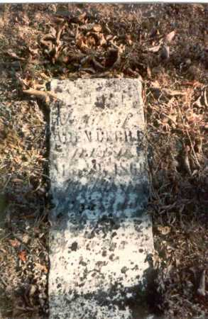 CECIL, RACHEL - Meigs County, Ohio | RACHEL CECIL - Ohio Gravestone Photos