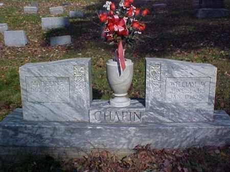 CHAFIN, MADELINE - Meigs County, Ohio | MADELINE CHAFIN - Ohio Gravestone Photos