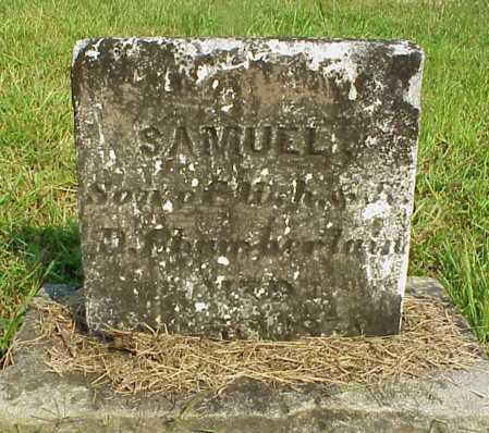 CHAMBERLAIN, SAMUEL - Meigs County, Ohio | SAMUEL CHAMBERLAIN - Ohio Gravestone Photos