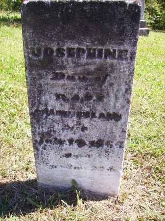 CHAMBERLAIN, JOSEPHINE - Meigs County, Ohio   JOSEPHINE CHAMBERLAIN - Ohio Gravestone Photos