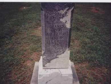 CHANEY, AMANDA - Meigs County, Ohio   AMANDA CHANEY - Ohio Gravestone Photos