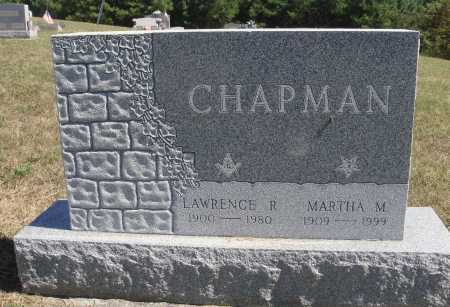 CHAPMAN, LAWRENCE R. - Meigs County, Ohio | LAWRENCE R. CHAPMAN - Ohio Gravestone Photos