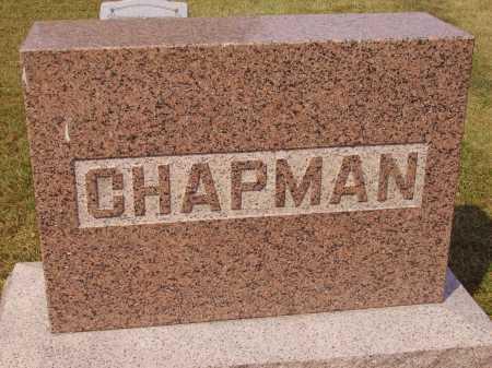 CHAPMAN, MONUMENT - Meigs County, Ohio | MONUMENT CHAPMAN - Ohio Gravestone Photos