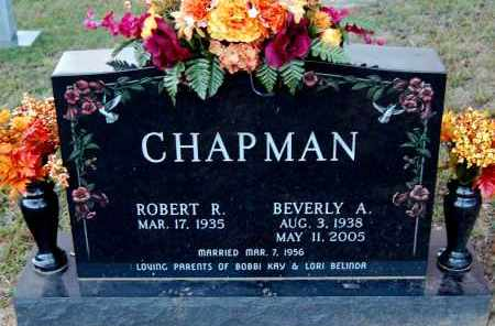 CHAPMAN, BEVERLY A. - Meigs County, Ohio | BEVERLY A. CHAPMAN - Ohio Gravestone Photos