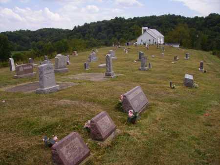 CHARLETON, CHURCH CEMETERY #1 - Meigs County, Ohio   CHURCH CEMETERY #1 CHARLETON - Ohio Gravestone Photos