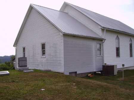 CHARLETON CHURCH CEMETERY, CHURCH ADDITION - #1 - Meigs County, Ohio | CHURCH ADDITION - #1 CHARLETON CHURCH CEMETERY - Ohio Gravestone Photos