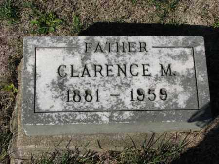 CHASE, CLARENCE M. - Meigs County, Ohio | CLARENCE M. CHASE - Ohio Gravestone Photos