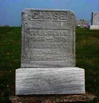 CHASE, MARGARET J. - Meigs County, Ohio | MARGARET J. CHASE - Ohio Gravestone Photos