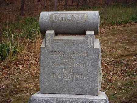 CHASE, EDNA - Meigs County, Ohio | EDNA CHASE - Ohio Gravestone Photos