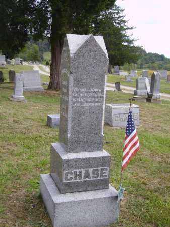 CHASE FAMILY, MONUMENT - Meigs County, Ohio | MONUMENT CHASE FAMILY - Ohio Gravestone Photos