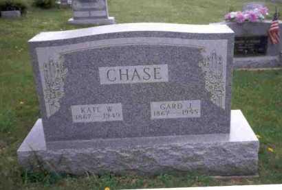CHASE, GARDNER J. - Meigs County, Ohio | GARDNER J. CHASE - Ohio Gravestone Photos