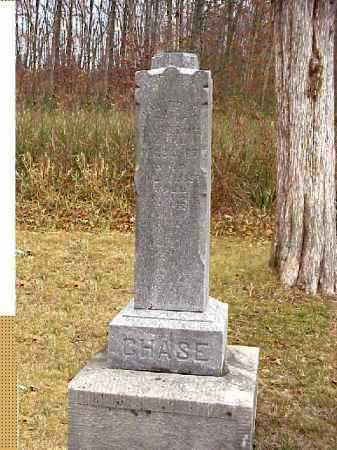 CHASE, HOWARD - Meigs County, Ohio   HOWARD CHASE - Ohio Gravestone Photos