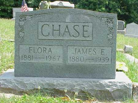 CHASE, JAMES E. - Meigs County, Ohio | JAMES E. CHASE - Ohio Gravestone Photos