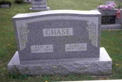 WOODYARD CHASE, KATE W. - Meigs County, Ohio | KATE W. WOODYARD CHASE - Ohio Gravestone Photos