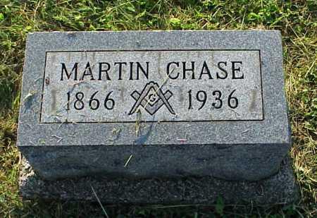 CHASE, MARTIN - Meigs County, Ohio   MARTIN CHASE - Ohio Gravestone Photos