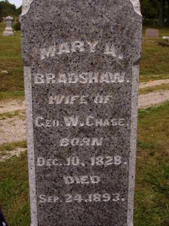 CHASE, MARY A. - Meigs County, Ohio   MARY A. CHASE - Ohio Gravestone Photos