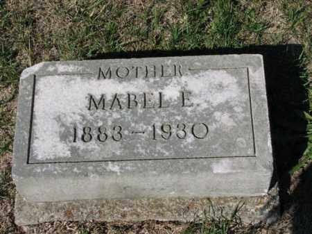CHASE, MABEL E. - Meigs County, Ohio | MABEL E. CHASE - Ohio Gravestone Photos