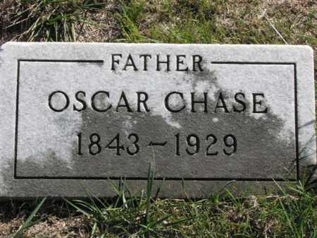 CHASE, OSCAR - Meigs County, Ohio | OSCAR CHASE - Ohio Gravestone Photos