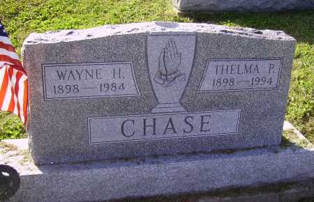 CHASE, THELMA P. - Meigs County, Ohio | THELMA P. CHASE - Ohio Gravestone Photos