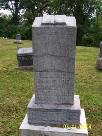 SIBER CHEVALIER, VIOLA BELL - Meigs County, Ohio | VIOLA BELL SIBER CHEVALIER - Ohio Gravestone Photos