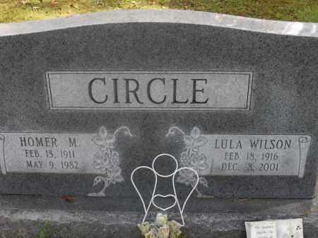 CIRCLE, LULA - Meigs County, Ohio | LULA CIRCLE - Ohio Gravestone Photos