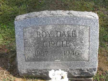 CIRCLE, ROY DALE - Meigs County, Ohio | ROY DALE CIRCLE - Ohio Gravestone Photos