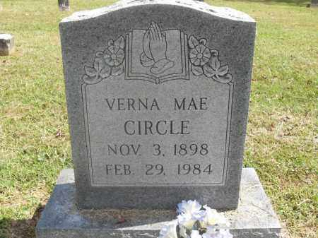 CIRCLE, VERNA MAE - Meigs County, Ohio   VERNA MAE CIRCLE - Ohio Gravestone Photos
